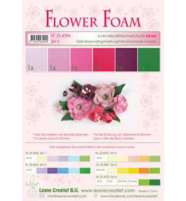 Flower Foam